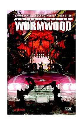 CHRONICLES OF WORMWOOD (ED.CARTONE)