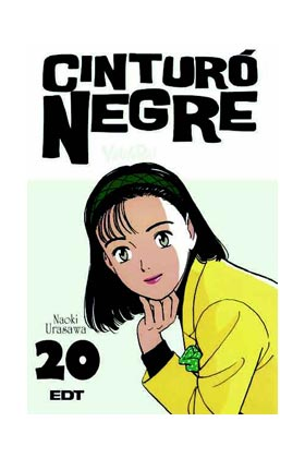 CINTURO NEGRE 20 (CATALAN)