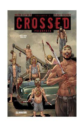 CROSSED 03: PSICOPATA (COMIC)
