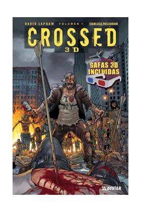 CROSSED 3D (COMIC)