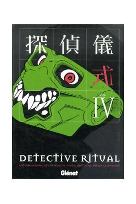 DETECTIVE RITUAL 04 (COMIC)