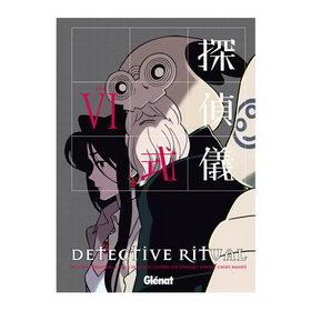 DETECTIVE RITUAL 06 (COMIC) (ULTIMO NUMERO)