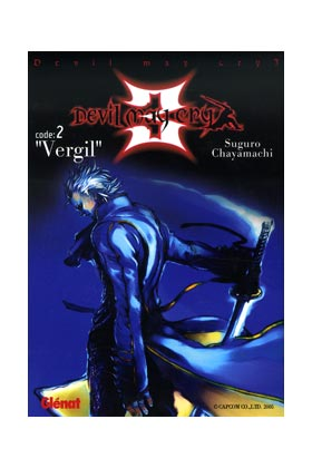 DEVIL MAY CRY 3 CODE:2 VERGIL