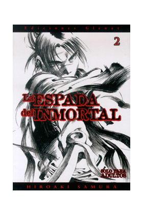ESPADA DEL INMORTAL 02 (COMIC)