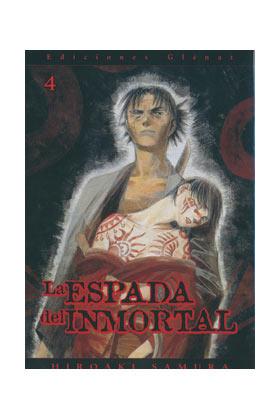 ESPADA DEL INMORTAL 04 (COMIC)