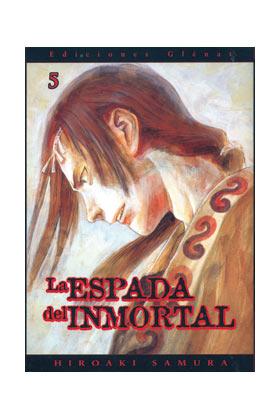 ESPADA DEL INMORTAL 05 (COMIC)