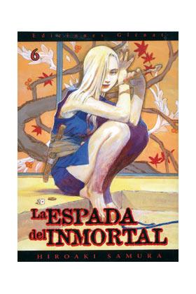 ESPADA DEL INMORTAL 06 (COMIC)