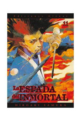 ESPADA DEL INMORTAL 11 (COMIC)