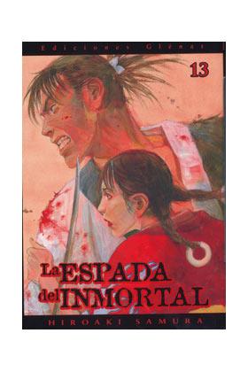 ESPADA DEL INMORTAL 13 (COMIC)