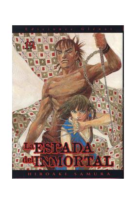 ESPADA DEL INMORTAL 19 (COMIC)