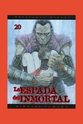 ESPADA DEL INMORTAL 20 (COMIC)