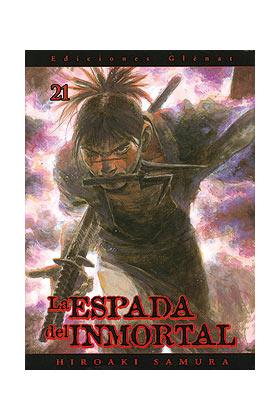 ESPADA DEL INMORTAL 21 (COMIC)
