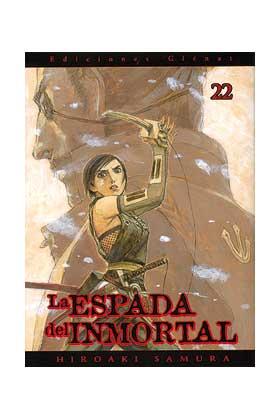ESPADA DEL INMORTAL 22 (COMIC)