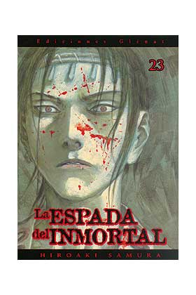 ESPADA DEL INMORTAL 23 (COMIC)