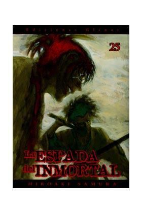 ESPADA DEL INMORTAL 25 (COMIC)
