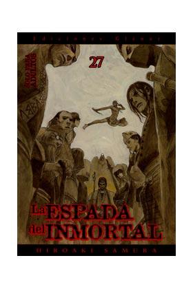 ESPADA DEL INMORTAL 27 (COMIC)