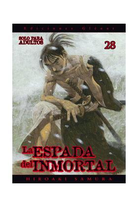 ESPADA DEL INMORTAL 28 (COMIC)