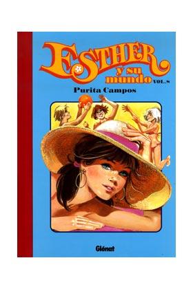 ESTHER Y SU MUNDO 08 (COMIC)