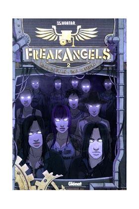 FREAK ANGELS 02