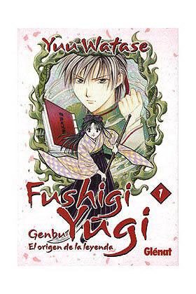FUSHIGI YUGI: GENBU 01, EL ORIGEN DE LA LEYENDA (COMIC)