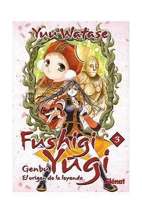 FUSHIGI YUGI: GENBU 03, EL ORIGEN DE LA LEYENDA (COMIC)