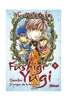 FUSHIGI YUGI: GENBU 09, EL ORIGEN DE LA LEYENDA (COMIC)