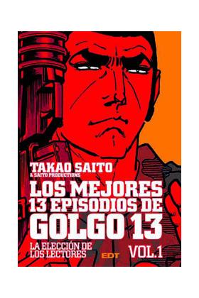 GOLGO 13 VOL.1 (EDICION CARTONE)