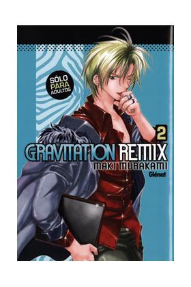 GRAVITATION REMIX 02 (COMIC)