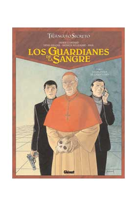 LOS GUARDIANES DE LA SANGRE 01.(EL TRIANGULO SECRETO)