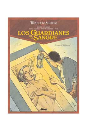 LOS GUARDIANES DE LA SANGRE 02.(EL TRIANGULO SECRETO)