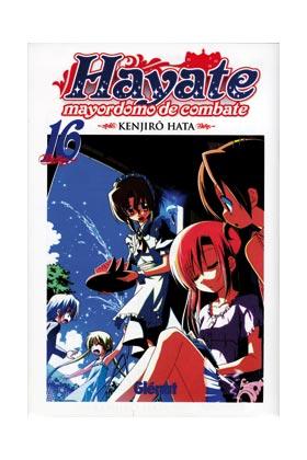 HAYATE, MAYORDOMO DE COMBATE 16 (COMIC)