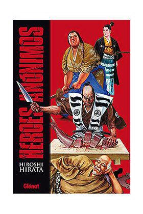 HEROES ANONIMOS (TOMO UNICO)