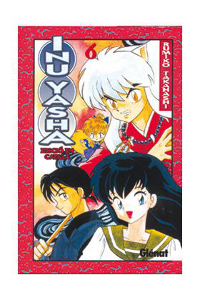 INU YASHA CATALAN 06 (COMIC)