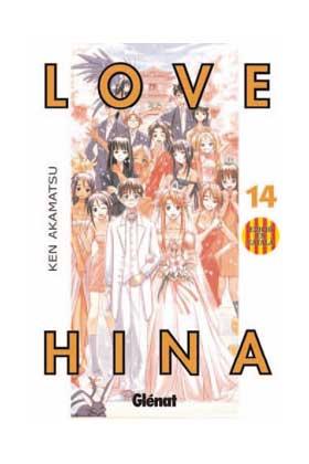 LOVE HINA CATALAN 14 (COMIC)