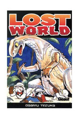 LOST WORLD (COMIC)