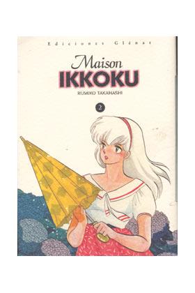 MAISON IKKOKU 02 (COMIC)