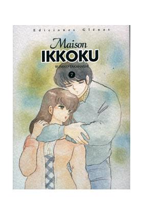 MAISON IKKOKU 07 (COMIC)