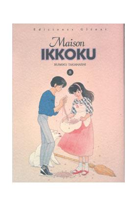 MAISON IKKOKU 08 (COMIC)