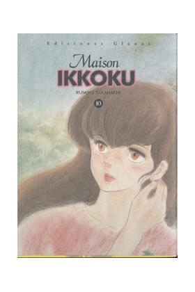 MAISON IKKOKU 10 (COMIC) (ULTIMO NUMERO)
