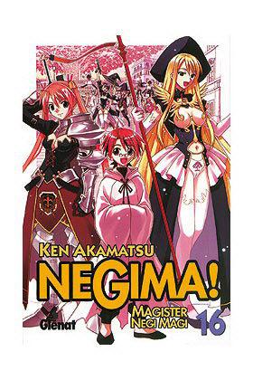 NEGIMA. MAGISTER NEGI MAGI 16 (COMIC)