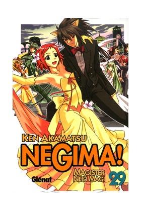 NEGIMA. MAGISTER NEGI MAGI 29 (COMIC)