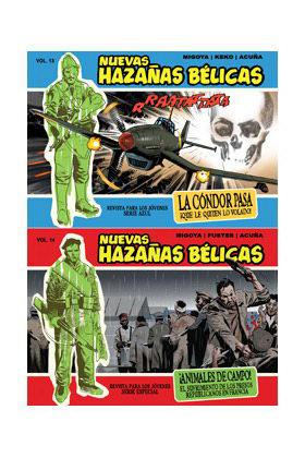 NUEVAS HAZAÑAS BELICAS PACK 03 (INCLUYE VOL.13 Y VOL 14)