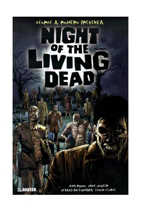 NIGHT OF THE LIVING DEAD (COMIC)