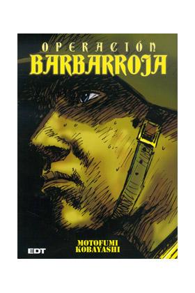 OPERACION BARBARROJA  (COMIC)
