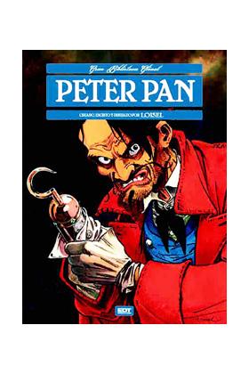 PETER PAN OBRA COMPLETA (INTEGRAL DE LUXE) - ED. LIMITADA