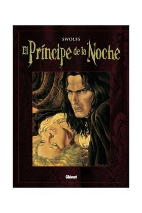 EL PRINCIPE DE LA NOCHE (INTEGRAL DE LUXE)