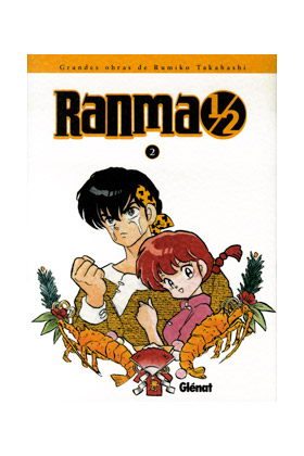 RANMA 1/2 INTEGRAL 02 (COMIC)