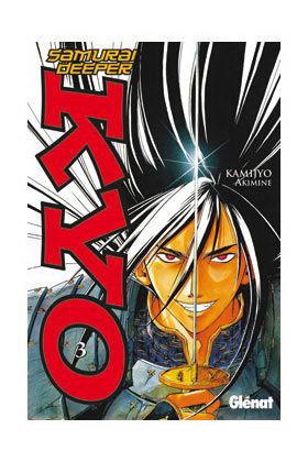 SAMURAI DEEPER KYO 03 (COMIC)