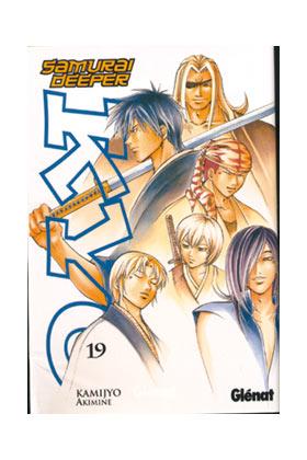 SAMURAI DEEPER KYO 19 (COMIC)