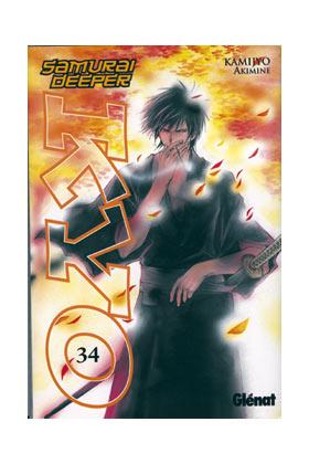SAMURAI DEEPER KYO 34 (COMIC)